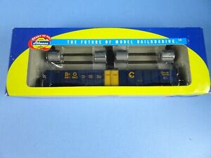 Athearn 91439 Chessie System 50' Gondola With Coil Load B&O NEW!