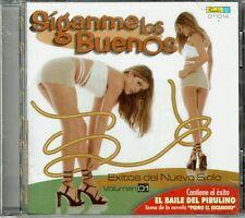 Siganme Los Buenos Vol 1 Contiene (El Baile del Pirulino)  BRAND  NEW SEALED  CD