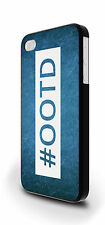 #OOTD Cover Case for iPhone 4/4s 5/5s 5c 6 6 Plus