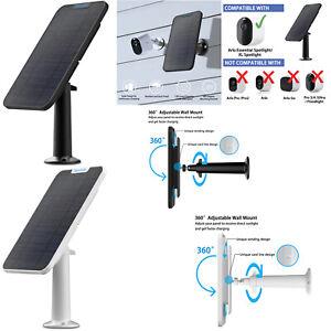 4W Solar Panel Charging for Arlo Essential Spotlight / XL Spotlight cable mount