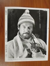 Vintage Glossy Press Photo Actor Roger Moore Stars in Ffolkes / North Sea Hijack