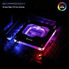 BARROW FBLTFHI-04N INTEL AMD CPU Water Cooling Block thermometer monitor RGB