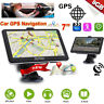 """7"""" GPS Car Truck Navigation 8GB Free USA Canada Mexico US World Map Navigator SA"""