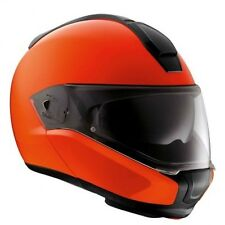 BMW System 6 Helmet EVO Fluro Orange 58/59