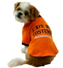 nwt size medium pet costume halloween tshirt
