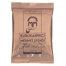 TURKISH COFFEE GROUND FROM BEST QUALITY ROASTED BEANS 100gr FINE GRINDED KAHVE