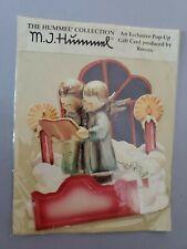 Hummel  Pop up Gift Card, New