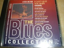 Otis Rush I Can't Quit You Baby CD Album 1994 BLU NC 019 The Blues Collection