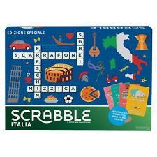 Mattel Games Scrabble per Tutti Italia Edizione Speciale Anche in Dialetto GGN24