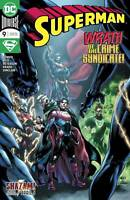 Superman #9 Wrath of Crime Syndicate DC Universe Comic 1st Print 2019 unread NM