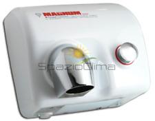Asciugamani elettronico a pulsante MAGNUM BIANCO FUMAGALLI COMPONENTI Mod. 450