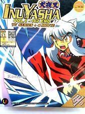DVD Japan Anime INUYASHA Complete TV Series 1-167 Boxset +4 MOVIES CD Soundtrack