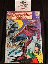 DETECTIVE COMICS #298 GD 1st SILVER AGE CLAYFACE DC Comics
