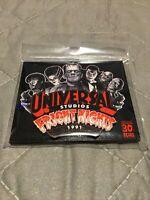 2020 NEW Universal Studios Orlando Halloween Horror Nights Fright Nights Magnet