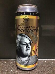 1 X 500ml Beerfarm - Pineapple Craft Beer Can - No 1