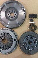 TOYOTA RAV 4 2.2 D-CAT DUAL MASS FLYWHEEL REPLACEMENT FLYWHEEL AND CLUTCH KIT