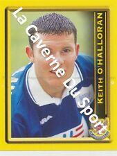 N°412 O'HALLORAN # IRELAND St. JOHNSTONE.FC STICKER PANINI SCOTTISH LEAGUE 2000