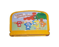 VTECH Game Cartridge V.Smile Baby Learn & Discover Home Educational Action
