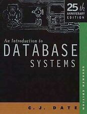 An Introduction to Database Systems-ExLibrary