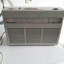 Braun vintage radio transistor T 22 Rams Dieter 1960