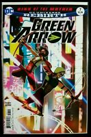 GREEN ARROW #7 (REBIRTH 2016 DC Comics) Comic Book NM