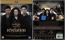 TWILIGHT Revelation Chapter 5 - NEW Blu-ray FREE Postage - mmoetwil@hotmail.com