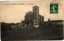 CPA  Saint-Ferréol-d'Auroure - Vue générale  (202668)