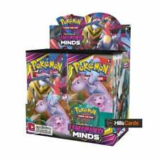 Unified Minds Sealed Booster Box of 36 Packs | Pokemon TCG Cards Sun & Moon SM11