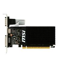 MSI GT 710 2GD3H LP 2GB GDDR3 Tatjeta Gráfica (912-V809-2000)