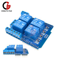 5V 4 Channel Relay Module Shield Terminal Expended Board 4CH for Arduino UNO R3