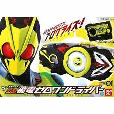 Masked Kamen Rider Zero-One DX Hidden Zero One Driver Henshin Belt set Bandai