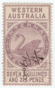 (I.B) Australia - Western Australia Revenue : Internal Revenue 7/6d