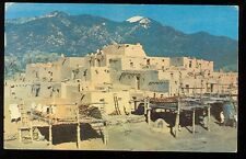 South Pueblo, Taos (posted1954(indiansA644