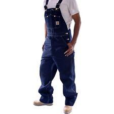 Carhartt - Salopette di jeans - Indaco Dungaree protettivo da sci