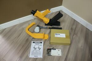 BOSTITCH MIIIFS 91694 1-1/2-Inch to 2-Inch Pneumatic Flooring Stapler