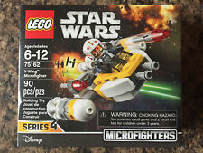 SEALED LEGO Star Wars Y-WING MICROFIGHTER 75162 Series 4 pilot minifigure