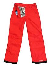Columbia Men's Arctic Trip Omni-Tech Ski Snowboard Pants RED XS