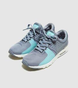 Nike Womens Air Max Zero Grey Trainers 857661 001 UK 7 EUR 41