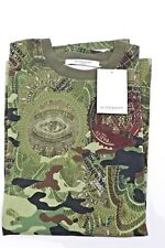 NWT Givenchy Paris Mens Camouflage Money Printed T-Shirt Tee M New $835
