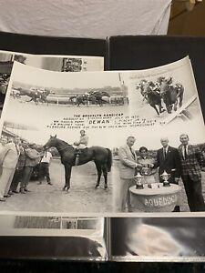 Dewan-1970 Brooklyn Handicap 11x14 Vintage Horse Racing Photo Son of Bold Ruler