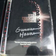 Gunnar Hansen SIGNED! 2003 The Texas Chainsaw Massacre Special Edition DVD