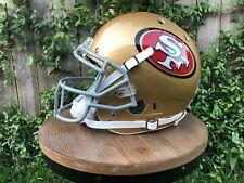 New San Francisco Forty-Niners Schutt Vengence Football Helmet & Facemask