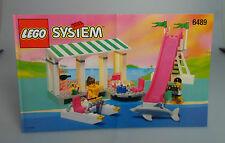 LEGO ® città recipe Paradisa 6489 casa sulla spiaggia ungelocht ISTRUZIONI BA