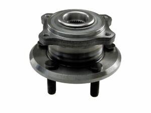 Chrysler 300C 2004-2012 Rear Hub Wheel Bearing Kit ABS