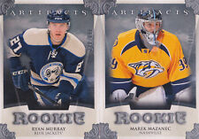 13-14 Artifacts Ryan Murray /899 Rookie Redemption Blue Jackets 2013