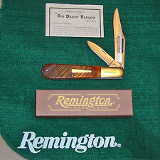 Mint 2009 Remington RB-1242 Big Daddy Barlow Bullet Knife