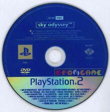 SKY ODYSSEY Ps2 Versione Promo Europea gioco completo »»»»» SOLO DISCO