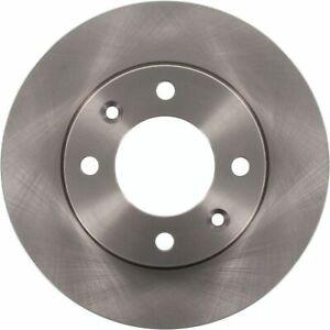 TRW Brake Rotor Rear DF4185S fits Citroen C3 1.6 (HB), 1.6 16V (FC)