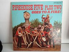 FIREHOUSE PLUS TWO Goes to a fire! GOOD TIME JAZZ S10052 POMPIER