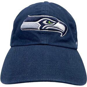 Seattle Seahwaks Baseball Hat NFL Adjustable Cap Embroidered Seahawk